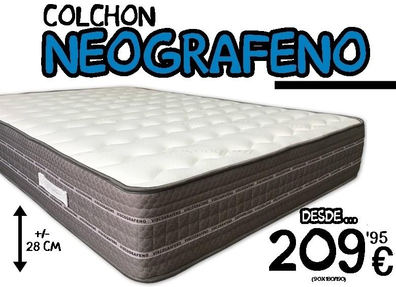 Colchón NEOGRAFENO Colchonalia